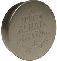 Renata CR2477N Battery - 3 Volt 950mAh Lithium Coin Cell