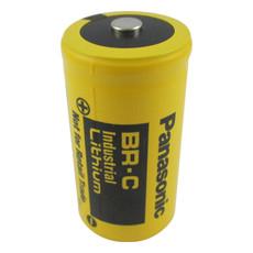 BR-C Panasonic 3V Battery - BR-CSSP C Lithium 3 Volt Matsushita
