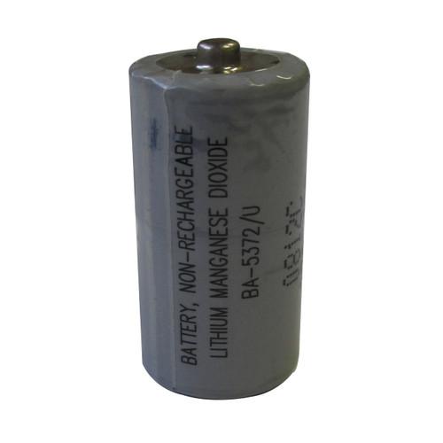 Saft BA-5372/U Lithium Battery - NSN Nato Number 6135-01-214-6441