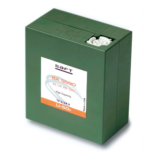 Saft Ba 5590 B U Battery For An Prc 104 Prc 113 Prc117 Prc119