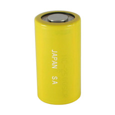 Panasonic NC-2500SCR Sub C NiCd Battery - 1.2 Volt 2500mAh Flat Top
