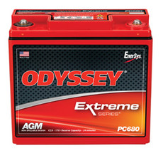 Odyssey PC680MJ Battery - 12V 17.0AH with Metal Jacket