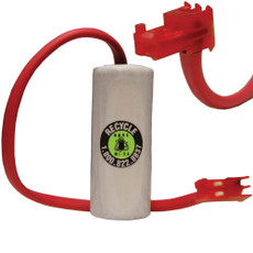 ELB1P201N2 Lithonia Battery Replacement-1.2 Volt 1200mAh NiCd