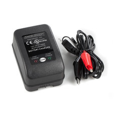PSC-61000A-C Power-sonic Battery Charger - 6 Volt 1000mA SLA