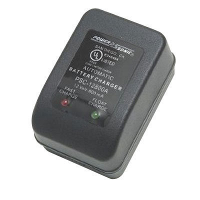 PSC-12800A Power-sonic Battery Charger - 12 Volt 800mA SLA