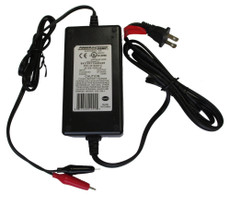 PSC-241000A-C Power-sonic Battery Charger - 24 Volt 1000mA SLA
