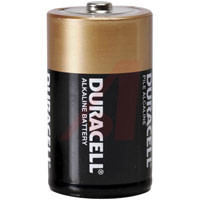 Duracell MN1300 D Cell Coppertop Battery