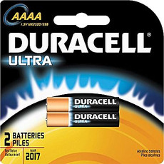 Duracell MX2500 AAAA Batteries (Pack of 2)