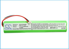 03003363 Rev. A Vetronix Battery for MTS 5100 - 7.2V 1650mAh NiMH