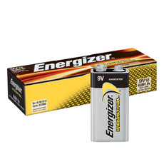 Energizer EN22 9 Volt Industrial Battery (12 Pack)