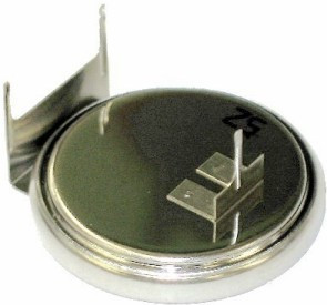FDK CR2032-FT10 Battery - 3V Lithium Coin Cell (Formerly Sanyo)