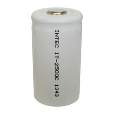 IT-2500C Intec Battery - 1.2 Volt 2500mAh C NiCd