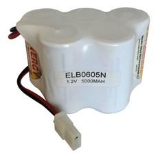 Lithonia ELB0605N Battery for Emergency Lighting