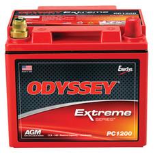 Odyssey PC1200MJT Battery - 12V 44.0AH Marine, RV, Trolling Motor