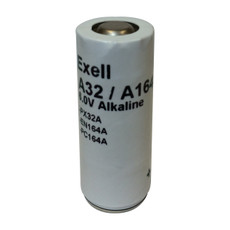 PX32A / EN164A / PC164A / A32 / A164 Replacement 6 Volt Battery by Exell