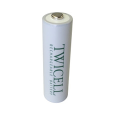 FDK HR-3UTG AA NiMH Twicell Battery - 1.2 Volt 1900mAh PRE-CHARGED
