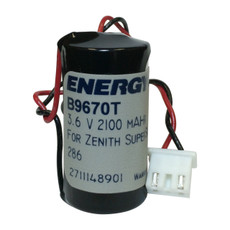 RTC Battery for Zenith SuperSport 286 286e - 969-995