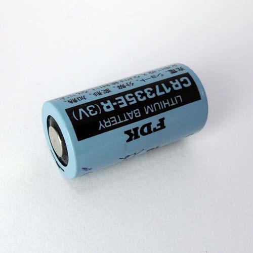 FDK CR17335E-R Battery - 3V Lithium