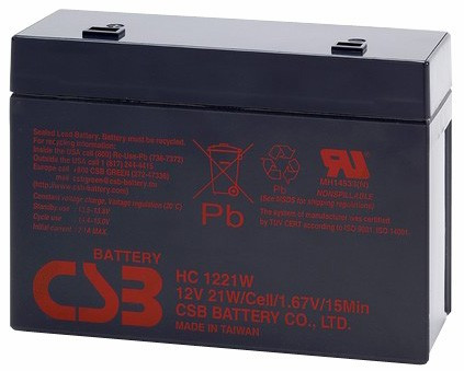 APC RBC10 - Cartridge #10 UPS Backup Battery Replacement