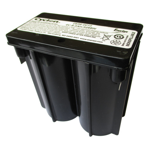 Dual-Lite / Hubbell 12-705 or 0120705 Battery