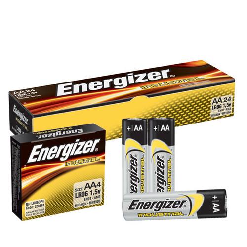 Energizer EN91 AA Industrial Battery (24 Pack)