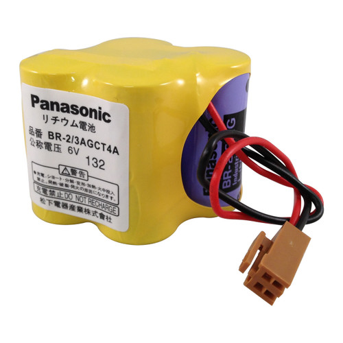 GE Fanuc A98L-0031-0025 Battery for PLC Logic Controls