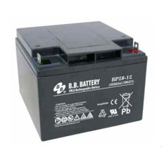 B.B. Battery BP28-12 (Nut & Bolt) - 12V 28Ah AGM - VRLA Rechargeable Battery