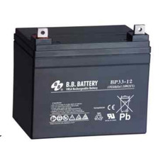 B.B. Battery BP35-12 S (Nut & Bolt) - 12V 35Ah AGM - VRLA Rechargeable Battery