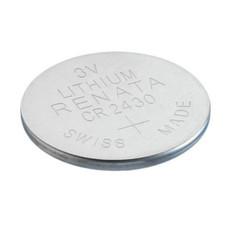 Renata CR2430 Battery 3V Lithium Coin Cell (Bulk)