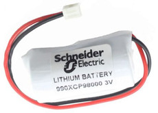 Schneider Electric 990XCP98000 Battery for PLC Logic Controller