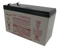 "Data Safe NPX-35T Battery by Enersys (.250"" Fast On Tabs)"