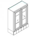 W3636BGD6 Wall Cabinets