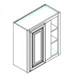 WBC3639-36 L/R Wall Cabinets