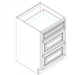 DB15(3) Base Cabinets