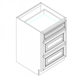 DB21(3) Base Cabinets