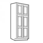 WP2484B Pantry Cabinets