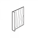 DWR33412-SOLID Panels