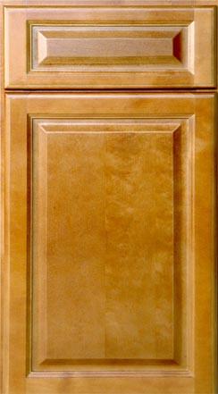 Spice Maple Sample Door