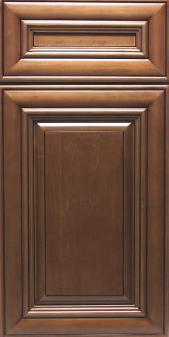 Chestnut Pillow Sample Door
