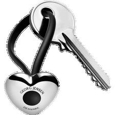 Georg Jensen Heart Key Ring