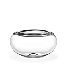Holmegaard Provence Bowl, clear, 25 cm
