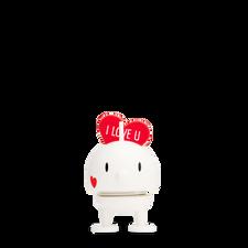 Hoptimist - Love Baby Bumble (small), White