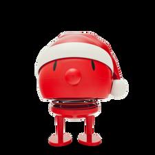 Hoptimist - Santa Bumble (large), Red
