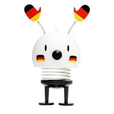 Hoptimist - Supporter Germany. Large, White