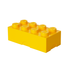 LEGO Lunch Box YELLOW