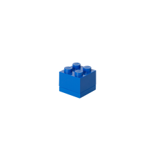 LEGO Mini Box 4 BLUE