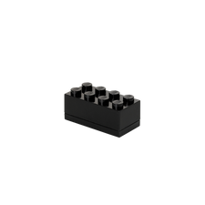 LEGO Mini Box 8 BLACK