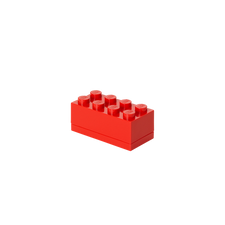 LEGO Mini Box 8 RED