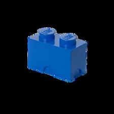 LEGO Storage Brick 2 BLUE