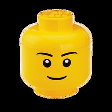 LEGO  Storage head boy
